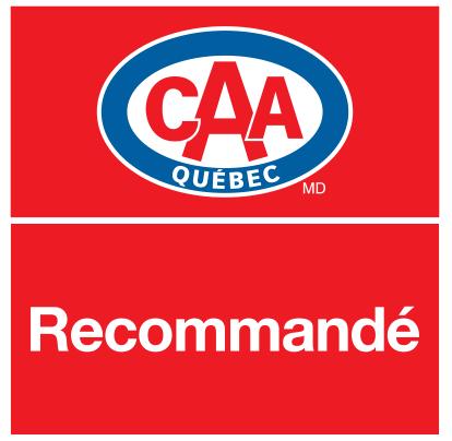 Recommandé CAA-Québec