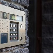 Installation de système d'intercom
